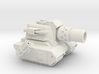 Custom BN Mega Tank - Small - Plastic 3d printed