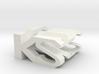 KS Monogram Cube 3d printed