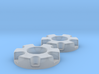 1/64 Wheel Weights Inner (2 Pieces) 3d printed