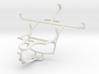 Controller mount for PS4 & Spice Mi-491 Stellar Vi 3d printed