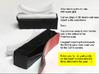 GoPro Hero3 kit for DJI Phantom quad 3d printed