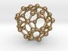 0038 Fullerene c36-10 c2 3d printed