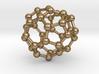 0040 Fullerene c36-12 c2 3d printed