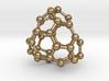 0041 Fullerene c36-13 d3h 3d printed
