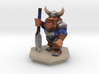 TableTop Dwarf Colored 3d printed