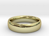 Unisex Ring 1 size 11 3d printed
