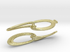 Elhadj Sprot Earrings Pair 3d printed