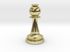 Inception Bishop Chess Piece (Heavy) 3d printed