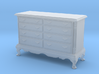 1:48 Queen Anne Double Dresser 3d printed