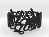 Loki's Bracelet 3d printed