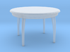 1:48 Moderne Dining Table 3d printed