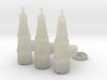 1:6 Blaster X3 detail materials 3d printed