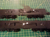 UP Water Tender O Scale 1:48 Jim Adams 3d printed Lionel Chassis