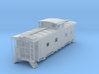 ACL M5 Caboose - HO 3d printed