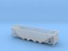 HO P-9 Ballast/Phosphate Hopper 3d printed