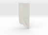 Ziroli Corsair Frame Door Left Inner. 3d printed