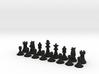 SimChess basic 3d printed