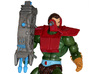 """MOTUC Megalaser 6"""" scale 3d printed Painted Prototype printed in White Strong & Flexible Polished"""