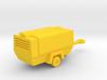 N Scale Mobile Compressor 3d printed