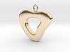 Ciondolo Heart 3d printed