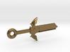 Zelda Master Sword House Key Blank - KW1/66 3d printed