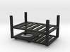 Quanum Trifecta two layer electronics platform 3d printed