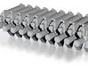 Assault Carbine w\ Underslung Fusion Cutter 28mm 3d printed