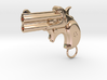 Derringer Gun 3d printed