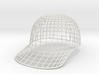 Vortex Hat - Small 3d printed