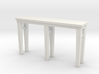 1:48 Console Table 3d printed