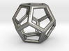 DODECAHEDRON (Platonic) 3d printed