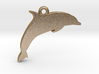 Dolphin Pendant 3d printed