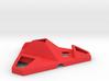 Support universel tablette téléphone light 3d printed du plus bel effet en rouge