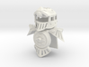Minifig Locomotive Armor Set 3d printed