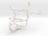 Controller mount for PS4 & Motorola Moto G 3d printed
