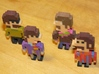 Beatles George iotacon (Yellow Submarine) 3d printed