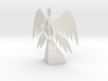 Angel 3D - Prayer and Cross 3d printed