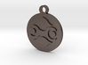 Legend of Zelda Gerudo Symbol Pendant Necklace 3d printed