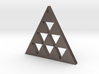 Pintadera Canaria Triangular 3d printed