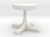 1:48 Nelson Stool 3d printed