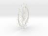 Ship's Wheel 3d printed