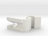 Vanagon Clip-hydraulic Clutch Line 3d printed