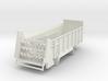 1/64 Manure spreader short frame- Horizontal beate 3d printed