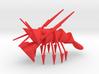 Shrimp Made Mostly of Cones 3d printed