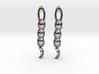 Sailor Moon Earrings 3d printed