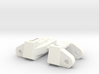 CPD 6215 25-degree RC10 caster blocks 3d printed
