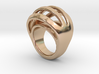 RING CRAZY 22 - ITALIAN SIZE 22 3d printed