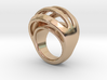 RING CRAZY 24 - ITALIAN SIZE 24 3d printed