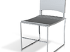 HTLA Red Chair 5% 3d printed
