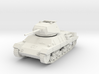 PV60B Italian P40 Tank - hatch open (28mm) 3d printed